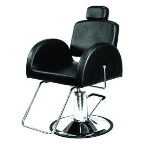 Salon Services Finchley Barbers Chair Black