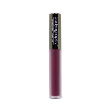 Bodyography Lip Lava Liquid Lipstick Obsidian 2.5ml