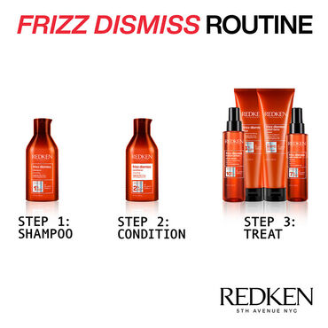 REDKEN Frizz Dismiss Rebel Tame Cream 250ml