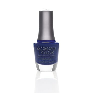 Morgan Taylor Nail Lacquer - Deja Blue 15ml