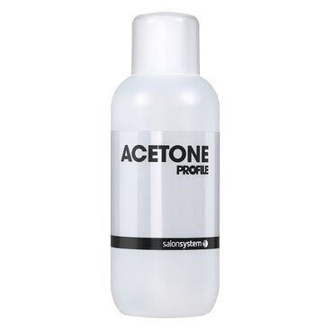 Salon System Acetone 500ml