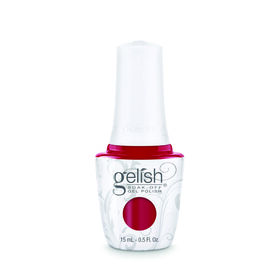 Gelish Soak Off Gel Polish - Red Roses 15ml