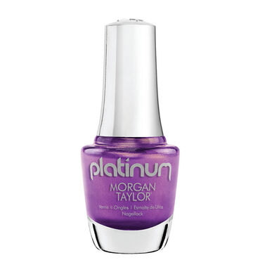 Morgan Taylor Platinum Illusions Collection Seeing Double 15ml