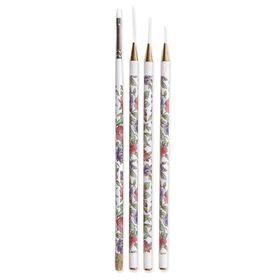ASP Nail Art Brushes Pack of 4
