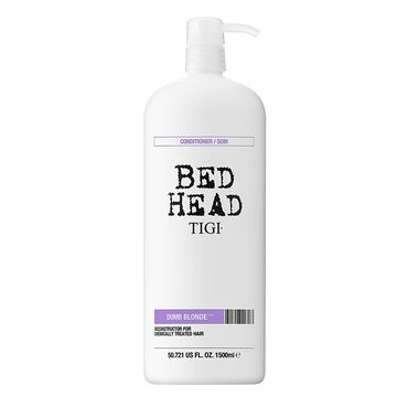 TIGI Bed Head Dumb Blonde Reconstructor Conditioner 1.5L
