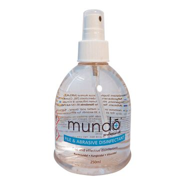 Mundo File and Abrasive Spray 250ml