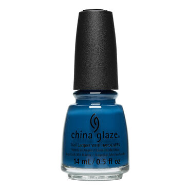 China Glaze Long-Wear Oil Based Nail Lacquer The Arrangement Collection - Saved By The Bluebell, 14ml