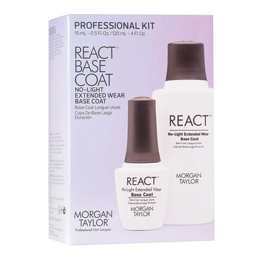 Morgan Taylor React Base Coat Professional Kit