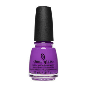 China Glaze Shades of Paradise Collection Nail Lacquer Boujee Board 14ml