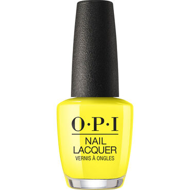 OPI Neons Collection Nail Lacquer Pump Up the Volume 15ml
