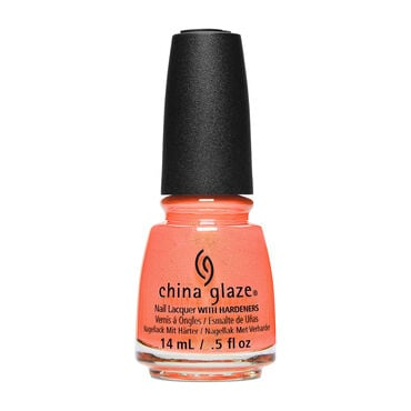 China Glaze Shades of Paradise Collection Nail Lacquer Tropic Of Conversation 14ml