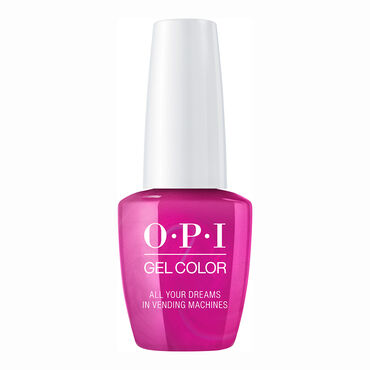 OPI Tokyo Collection GelColor All Your Dreams in Vending Machines 15ml