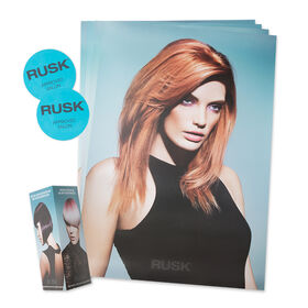 Rusk Salon Pack