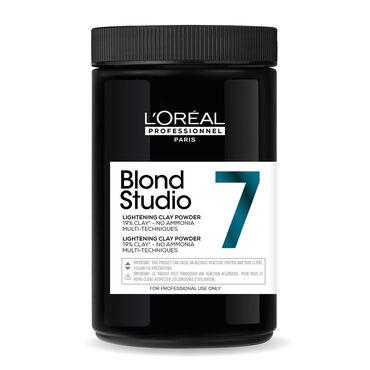 L'Oréal Professionnel Blond Studio Clay 500g