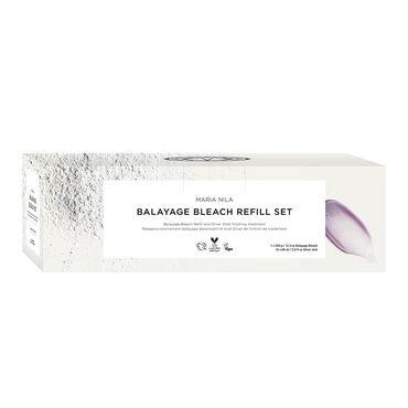 Maria Nila Bleach Collection Balayage Refill + 12 silver shots, 350ml