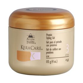 KeraCare Protein Styling Gel 115ml