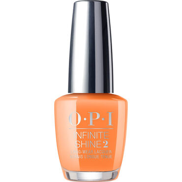 OPI Neons Collection Infinite Shine Orange you a Rock Star? 15ml