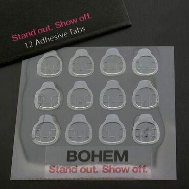 Bohem Adhesive Tabs Pack of 12