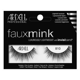 Ardell Faux Mink Tapered Strip Lashes Faux Mink 810