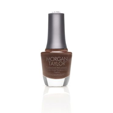 Morgan Taylor Nail Lacquer - Latte Please 15ml