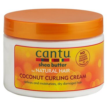 Cantu Shea Butter Coconut Curling Cream 370g