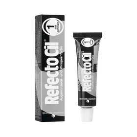 Refectocil Lash and Brow Tint Pure Black 15ml