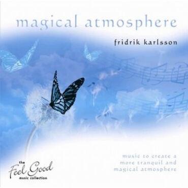 New World Music Friorik Karlsson Magical Atmosphere CD