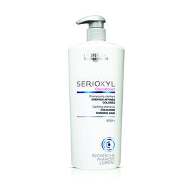 L'Oréal Professionnel Serioxyl Shampoo for Coloured Thinning Hair 1L