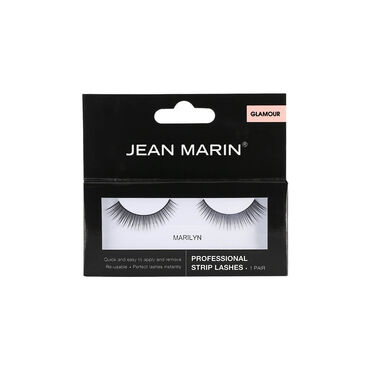 Jean Marin Glamour Strip Lashes, Marilyn