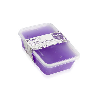 Hive of Beauty Paraffin Wax Lavender 450g