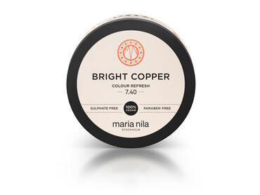 Maria Nila Colour Refresh - Bright Copper 7.40 100ml