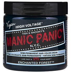 Manic Panic Semi Permanent Hair Colour - Enchanted Forest 118ml