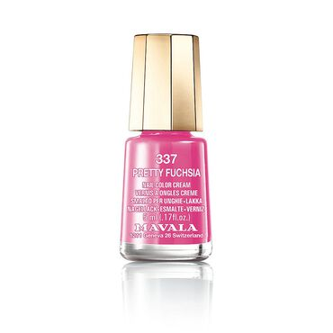 Mavala Nail Colour - Pretty Fuchsia 5ml
