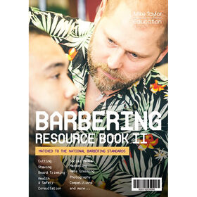 Mike Taylor Mike Taylor Barbering Book 2nd Edition