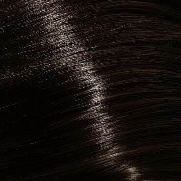 Indola Profession Caring Color Permanent Hair Colour - 4.38 Medium Brown Gold Chocolate 60ml