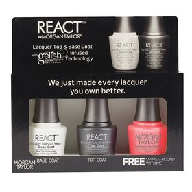 Morgan Taylor React Extended Wear Trio - Manga-round With Me 3 x 15m