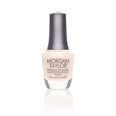 Morgan Taylor Long-lasting, DBP Free Nail Lacquer - In The Nude 15ml