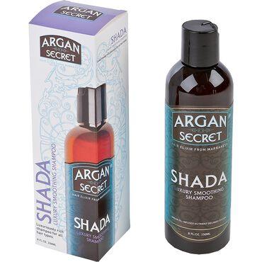Argan Secret Shada Luxury Sulphate Free Shampoo 236ml