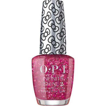 OPI Hello Kitty Collection Infinite Shine - Dream in Glitter 15ml