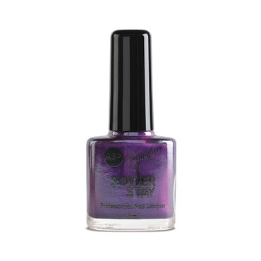 ASP Power Stay Professional Long-lasting & Durable Nail Lacquer - Mardis Gras 9ml