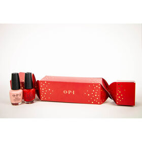 OPI Nail Lacquer Christmas Cracker, 2 x 15ml