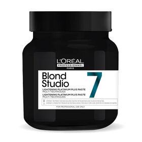 L'Oréal Professionnel Blond Studio Platinum Plus 500ml