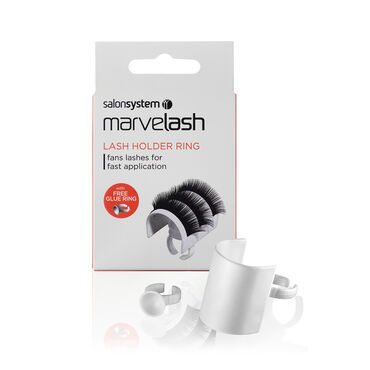 Salon System  Marvelash  Lash Holder Ring Each