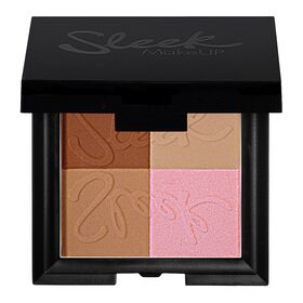 Sleek MakeUP Bronze Block Light