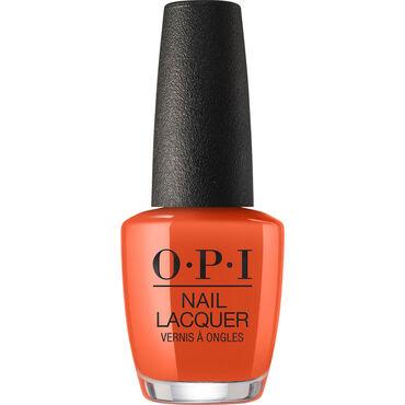 OPI Scotland Collection Nail Lacquer - Suzi Needs a Loch-smith 15ml