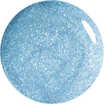 ASP Quick Dip Acrylic Dipping Powder Nail Colour - Arctic Blue 14.2g