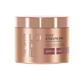 Schwarzkopf Professional BlondMe Tone Enhancing Bonding Mask - Warm Blondes 200ml