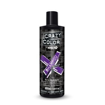 Crazy Color Crazy Color Colour Protect Shampoo - Purple 250ml