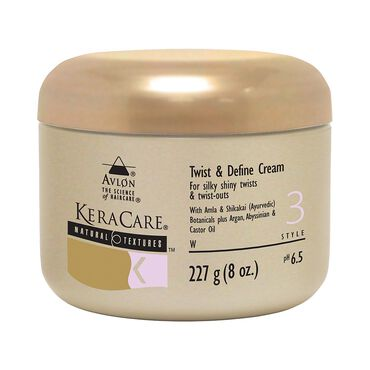KeraCare Natural Texture Twist and Define Cream 227g