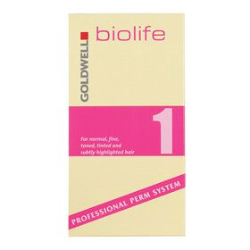 Goldwell Biolife Perm 1 Professional Perm System